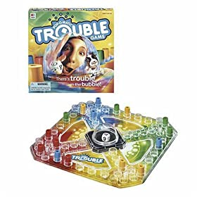 Click to search for Trouble board games on Amazon!