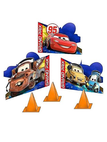 Disney/Pixar Cars Dream Party Table Decorations