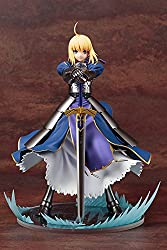 Fate/stay night[Unlimited Blade Works] 騎士王 セイバー 1/7スケール PVC製 塗装済み完成品フィギュア
