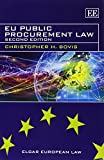 EU Public Procurement Law (Elgar European Law series)