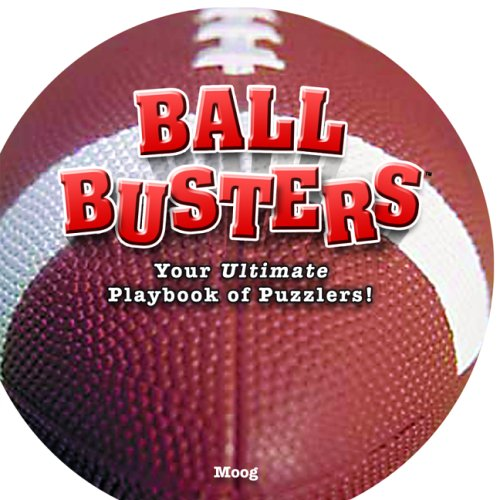 Spinner Books Ball Busters - Football