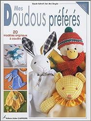 Mes doudous préférés : 20 modèles originaux à coudre