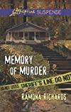 Memory of Murder (Love Inspired Suspense)