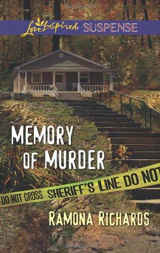 Image of Memory of Murder (Love Inspired Suspense)