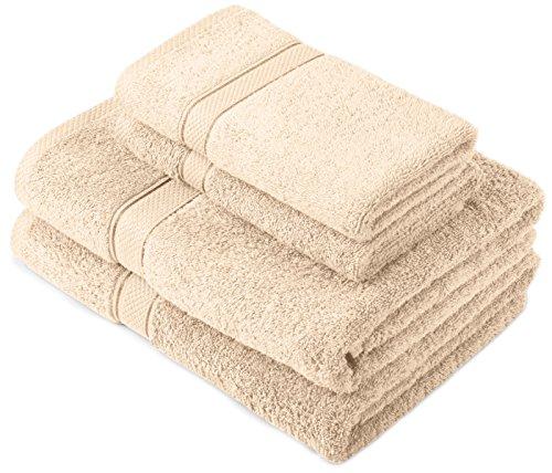 pinzon-by-amazon-juego-de-toallas-de-algodon-egipcio-2-toallas-de-bano-y-2-toallas-de-manos-color-cr