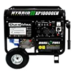 DuroMax XP10000EH, 8000 Running Watts...