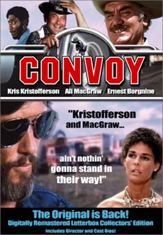 Convoy Digitally Remastered Letterbox Edition