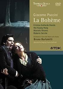 Puccini - La Boheme / Alvarez, Gallardo-Domas, Hong, Servile, de Carolis, Parodi, Bartoletti, La Scala Opera