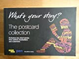 Whats Your Story Postcard Collection VARIOUS