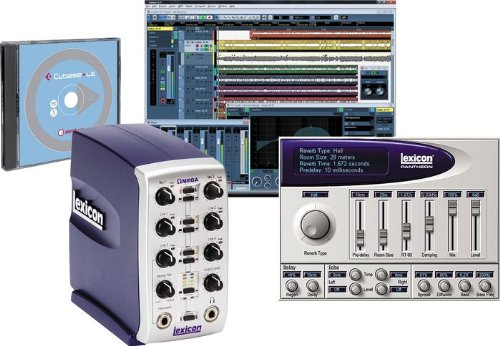 Lexicon Computer Recording Studio Package