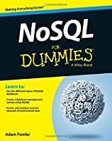 NoSQL For Dummies Front Cover