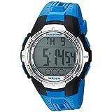 Timex Men's 'Marathon by' Quartz Resin Sport Watch, Color:Blue (Model: TW5M06900M6)