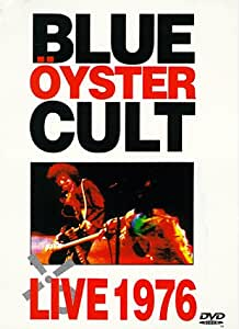 Blue Oyster Cult - Live 1976