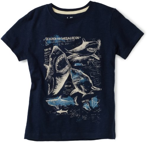 Hatley Graphic - Whales Boy's T-Shirt