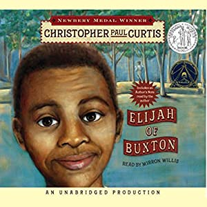 Elijah of Buxton Audiobook