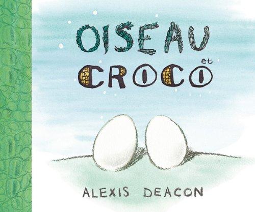 Oiseau et Croco