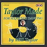 Tema International Ltd Old Time Sequence Dancing - Taylor Made 3 CD Music For Dancing recorded in tempo for music teaching performance or general listening and enjoyment