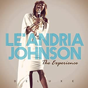 Le'Andria Johnson the Experience