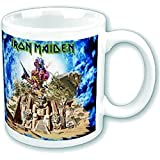 Iron Maiden Somewhere Back in Time new official Boxed Mug