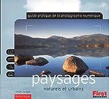 Photo du livre Photo numerique paysages naturels et urbains (guide pratique)