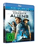 Image de BD * Cowboys & Aliens [Blu-ray] [Import allemand]