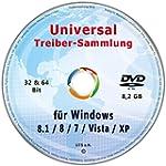 Universal Treiber CD/DVD f�r Apple &...