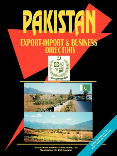 Pakistan Expoprt Import and Business Directory (World Economic and Trade Unions Business Labrary)
