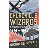 Churchill's Wizards: The British Genius for Deception 1914-1945by Nicholas Rankin