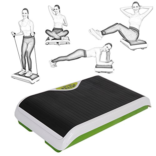 Find Cheap Emer Vibration Platform Massage Machines,Slim Full Body,Increased Bone Density,Muscle Str...