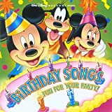 Various Artists Birthday Songs: Fun for Your Party