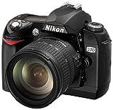 Nikon D70 デジタル一眼レフカメラ レンズキット [AF-S DX ズームニッコールED 18~70mm F3.5~4.5G(IF)セット]