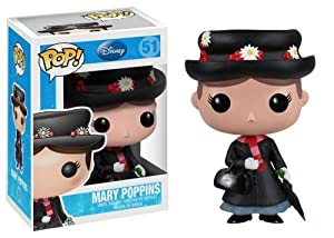 Funko POP Disney Series 5: Mary Poppins Vinyl Figure