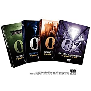 Oz - The Complete First Four Seasons movie