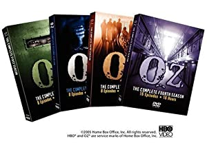Oz - The Complete First Four Seasons