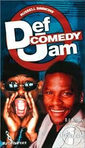 Def Comedy Jam, Vol. 1 [VHS]
