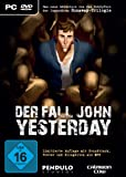 Der Fall John Yesterday