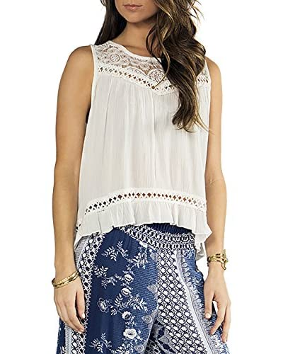 PPLA Clothing Women's Bluebell Crop Top