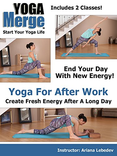 Yoga For After Work To Create Fresh Energy