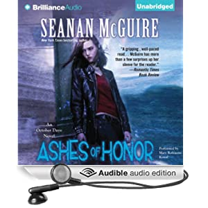 Ashes of Honor: An October Daye Novel, Book 6 (Unabridged)