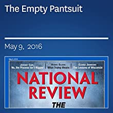 The Empty Pantsuit Periodical by Kevin D. Williamson Narrated by Mark Ashby