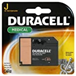 Duracell Battery, Alkaline, Medical, 6 V