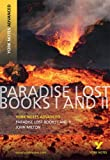 Paradise Lost: Books I & II (York Notes Advanced)