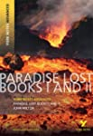Paradise Lost: Books I & II (York Not...