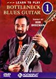Learn To Play Bottleneck Blues Guitar #1 DVD