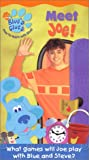 Blues Clues - Meet Joe! [VHS]