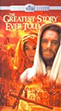 The Greatest Story Ever Told [VHS]
