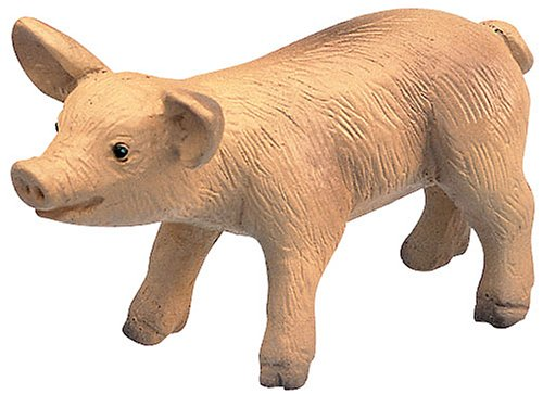 Bullyland Piglet Farm Animal Toy Figure - 1