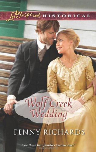 Image of Wolf Creek Wedding (Love Inspired Historical)