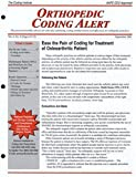 Orthopedic Coding Alert