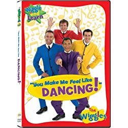 Wiggles: Feel Like Dancing W/Fitness Dvd